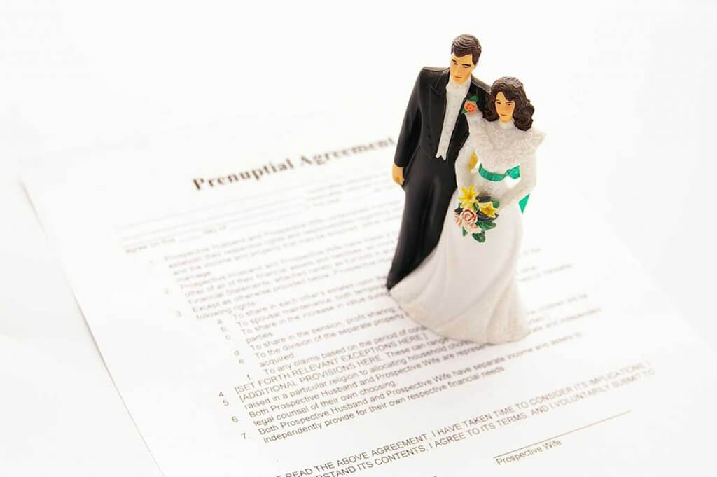 Prenuptial Agreements FAQ`s