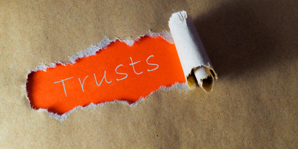 trust and divorce