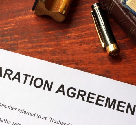 deed of separation singapore
