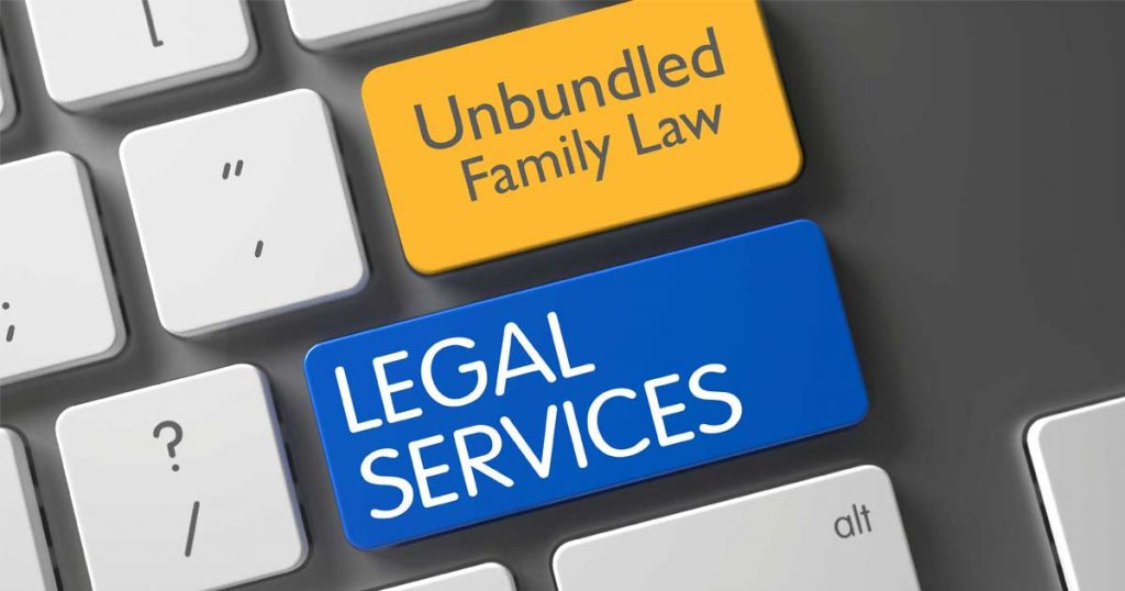 Unbundled Family Law Services in Singapore