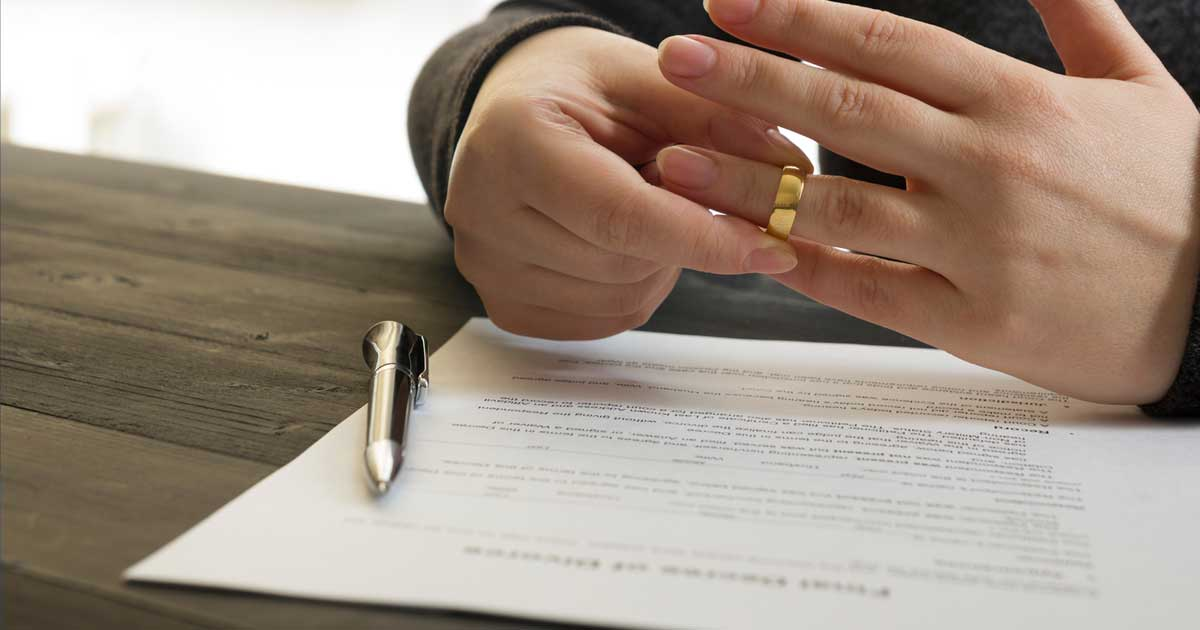 what happens during divorce process in singapore