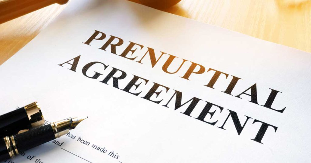 Prenuptial Agreements – Are they Recognised in Singapore Courts?